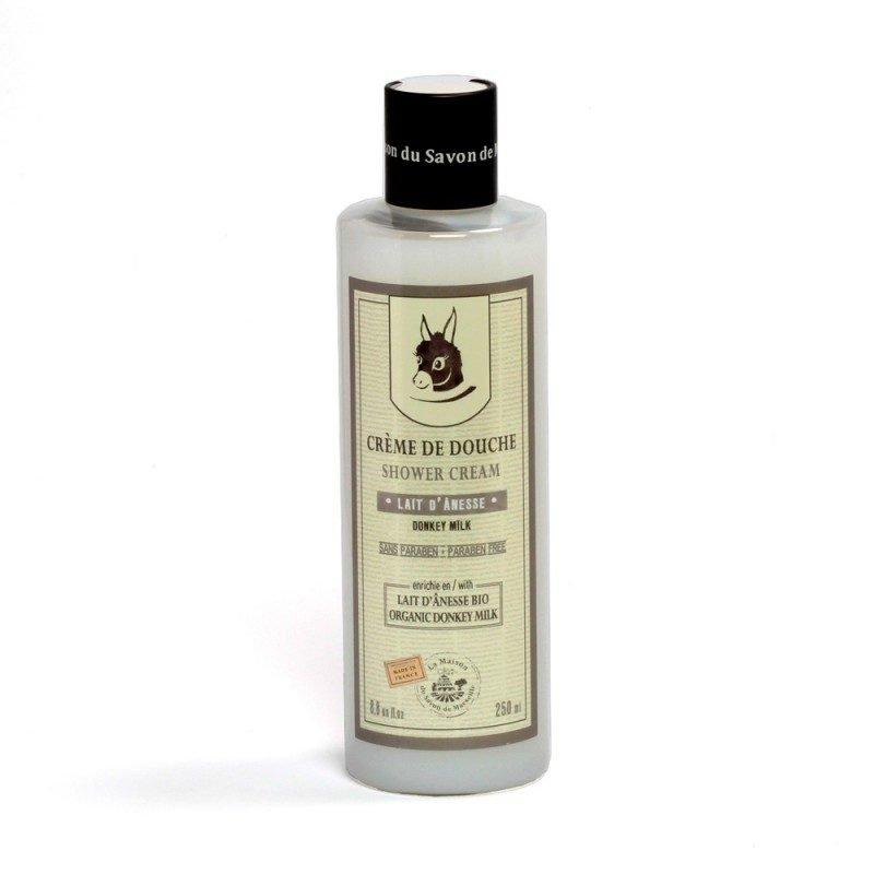 Crème de douche au Lait d'ânesse Bio - 250ml