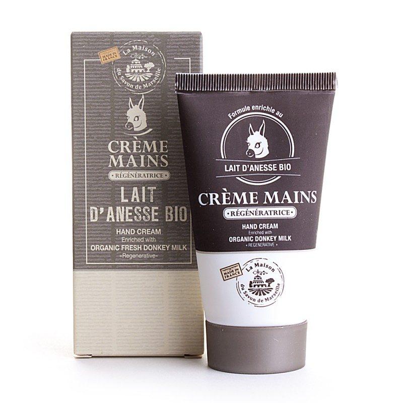 Crème Mains tube 75ml LAIT D'ANESSE Bio