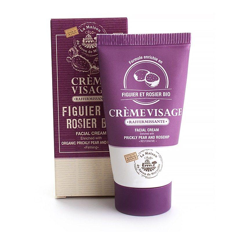 Crème Visage tube 50ml FIGUE DE BARBARIE Bio