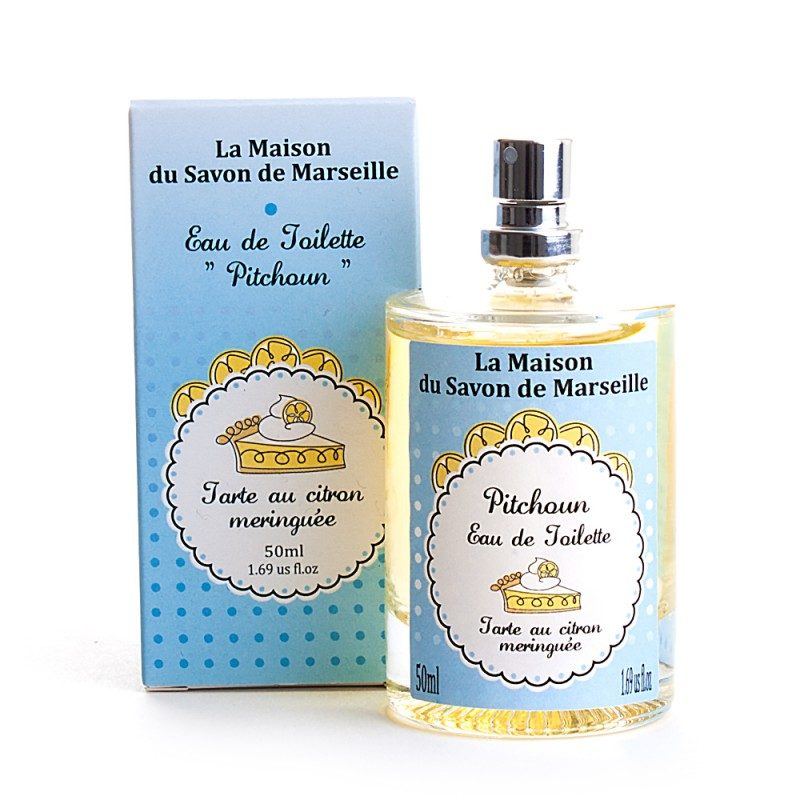 """Eau de toilette """"PITCHOUN"""" 100% NATURELLE, aux huiles..."""