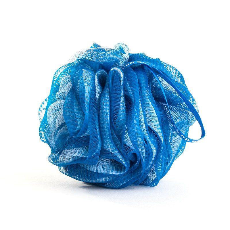 Fleur de douche couleur Bleu / Blanche
