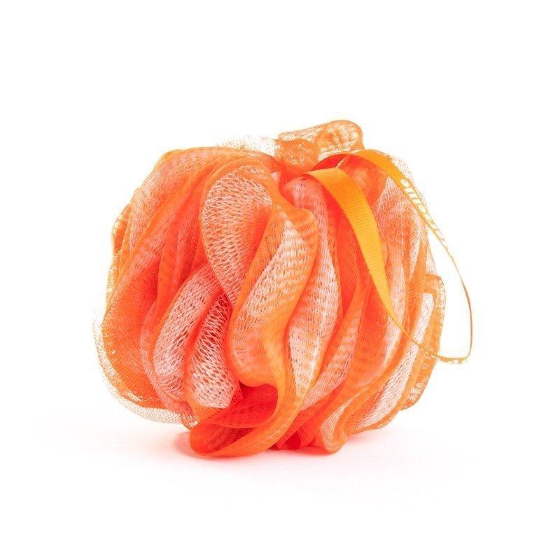 Fleur de douche couleur Orange / Blanche