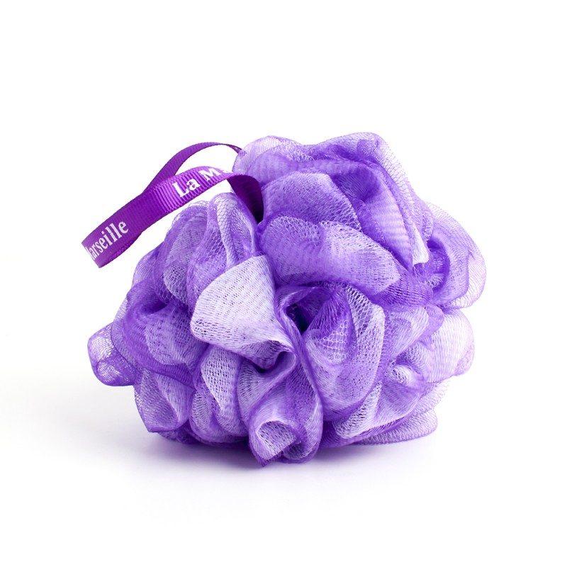 Fleur de douche couleur Violine / Blanche
