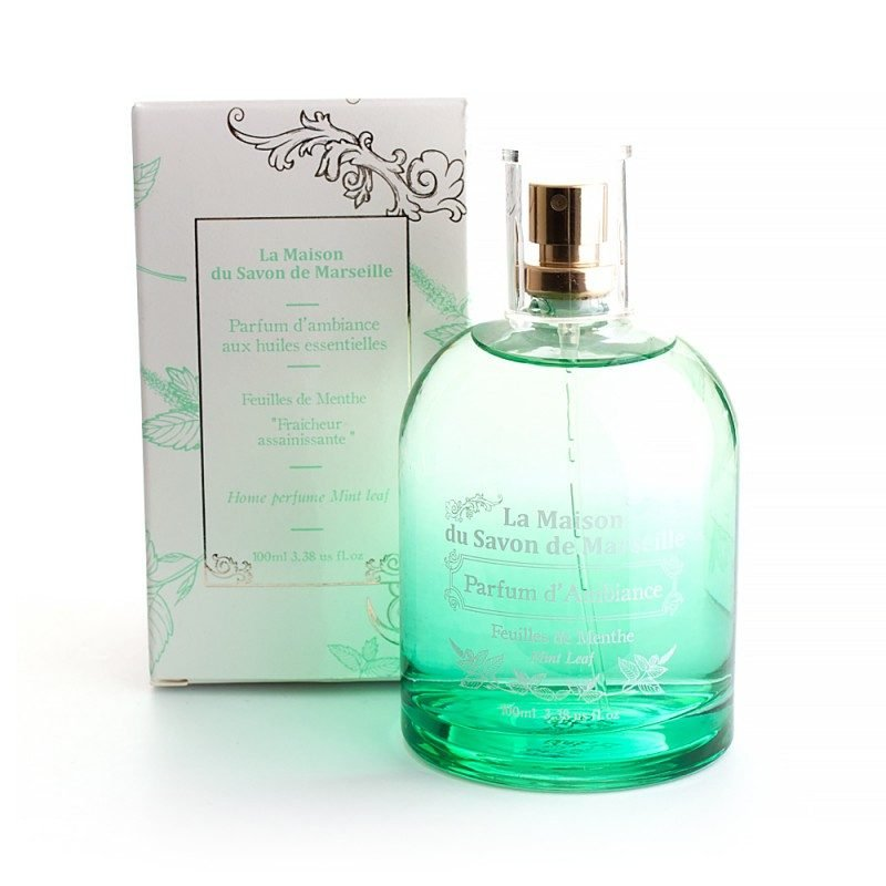 Parfum d'ambiance 100% NATUREL, aux huiles essentielles 100ml...
