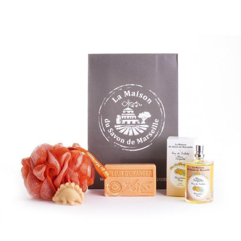 Pochette cadeau 'Orange'