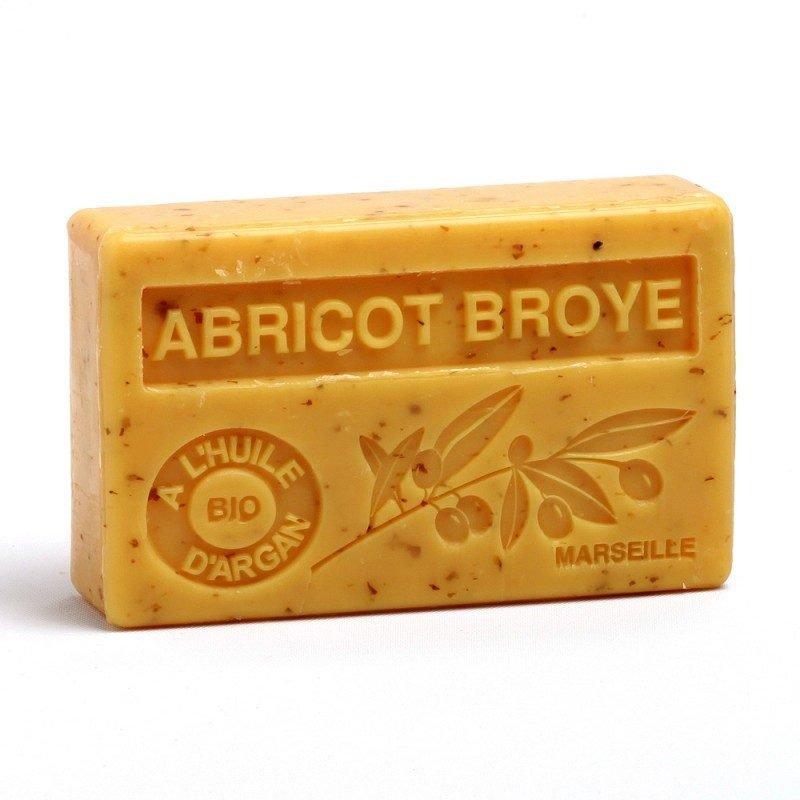 Savon 100gr huile d'argan bio - ABRICOT BROYE