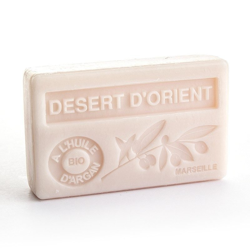 Savon 100gr huile d'argan bio - DESERT D'ORIENT