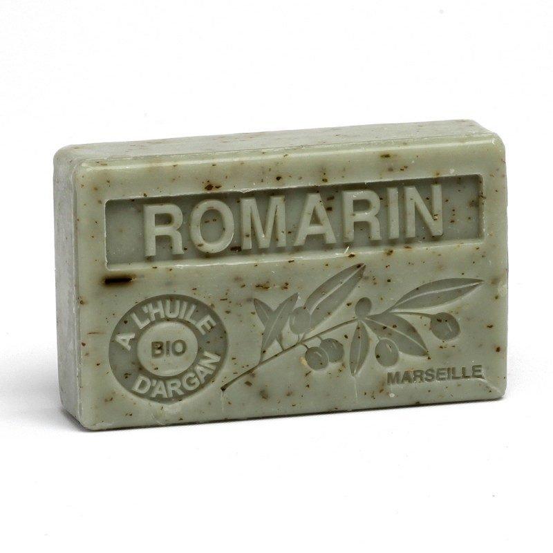 Savon 100gr huile d'argan bio - ROMARIN