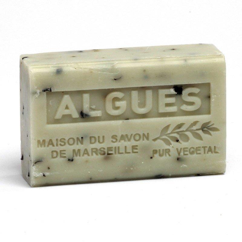 Savon 125gr au beurre de karité bio- ALGUES