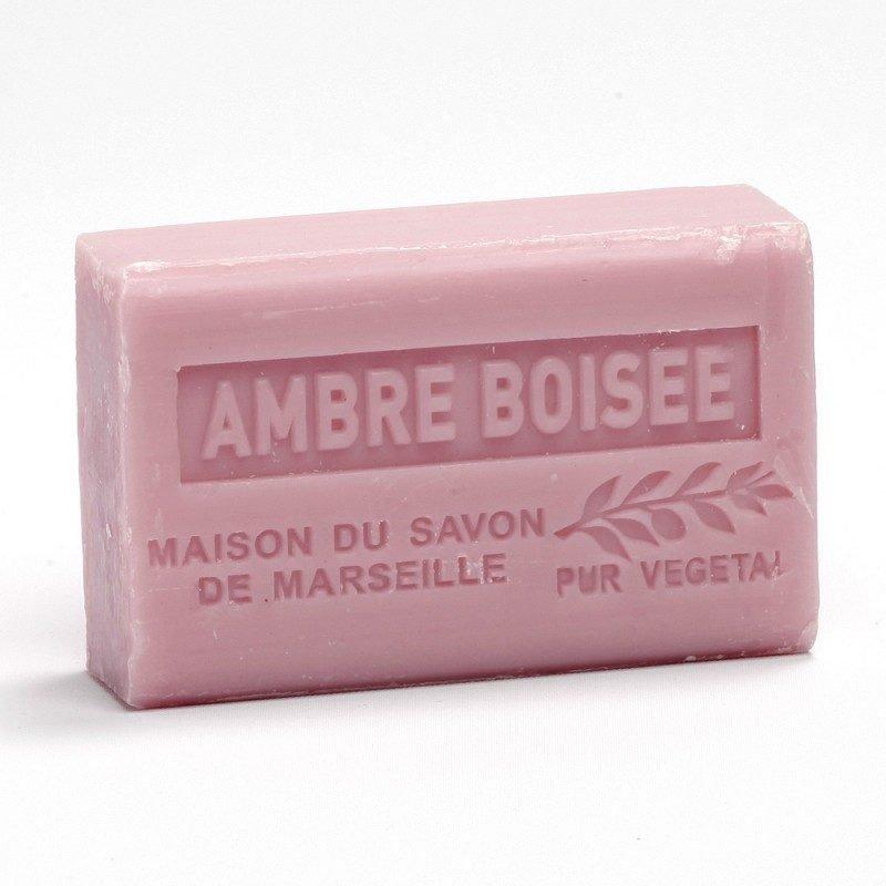 Savon 125gr au beurre de karité bio- AMBRE BOISEE