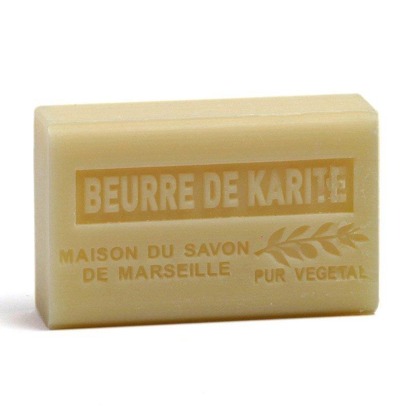Savon 125gr au beurre de karité bio- BEURRE DE KARITE