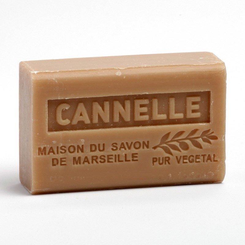 Savon 125gr au beurre de karité bio- CANNELLE