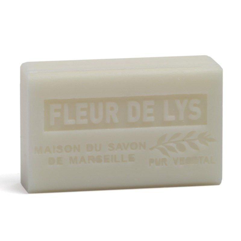 Savon 125gr au beurre de karité bio- FLEUR DE LYS