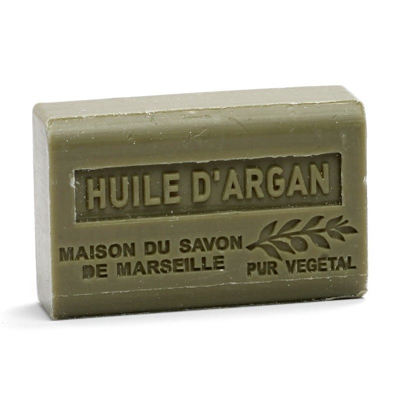Savon au beurre de karité bio- huile d argan