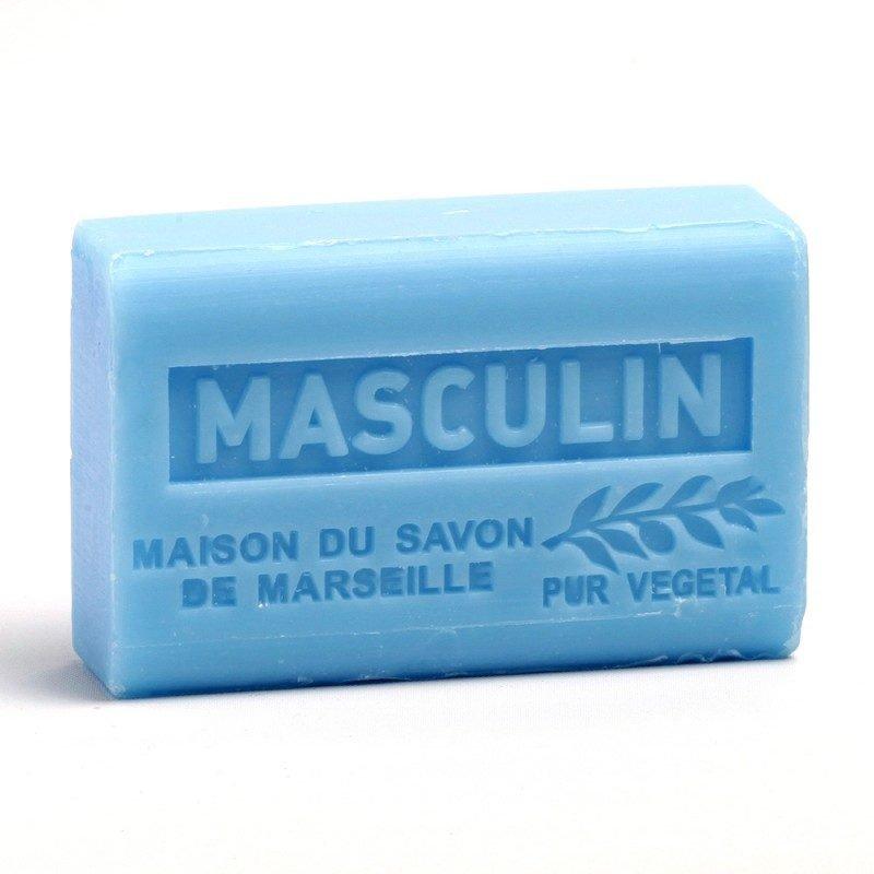 Savon 125gr au beurre de karité bio- MASCULIN