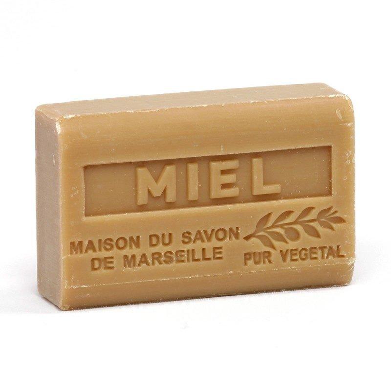 Savon 125gr au beurre de karité bio- MIEL
