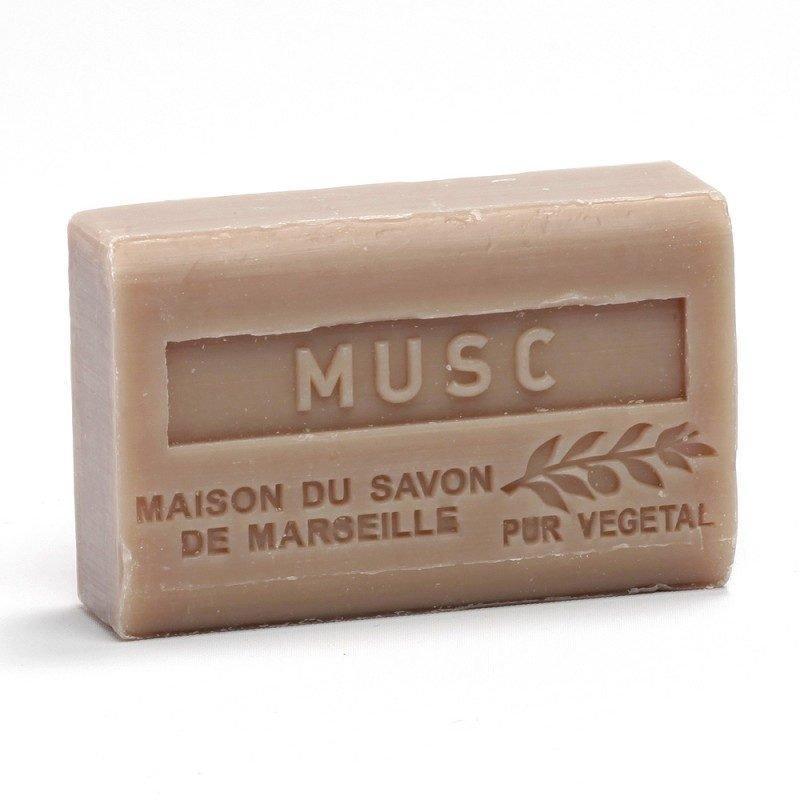 Savon 125gr au beurre de karité bio- MUSC