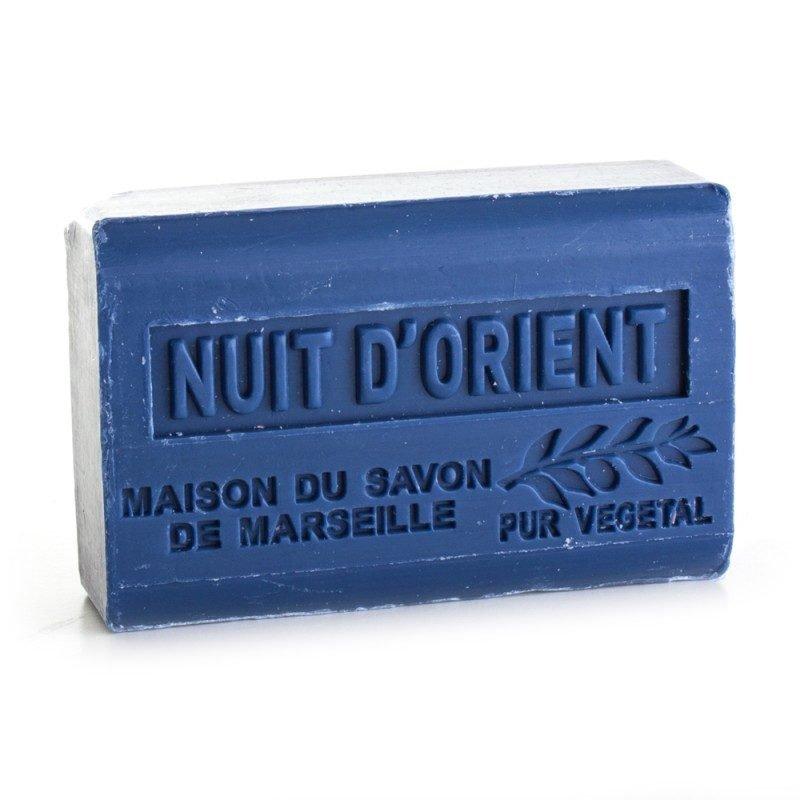 Savon 125gr au beurre de karité bio- NUIT D'ORIENT