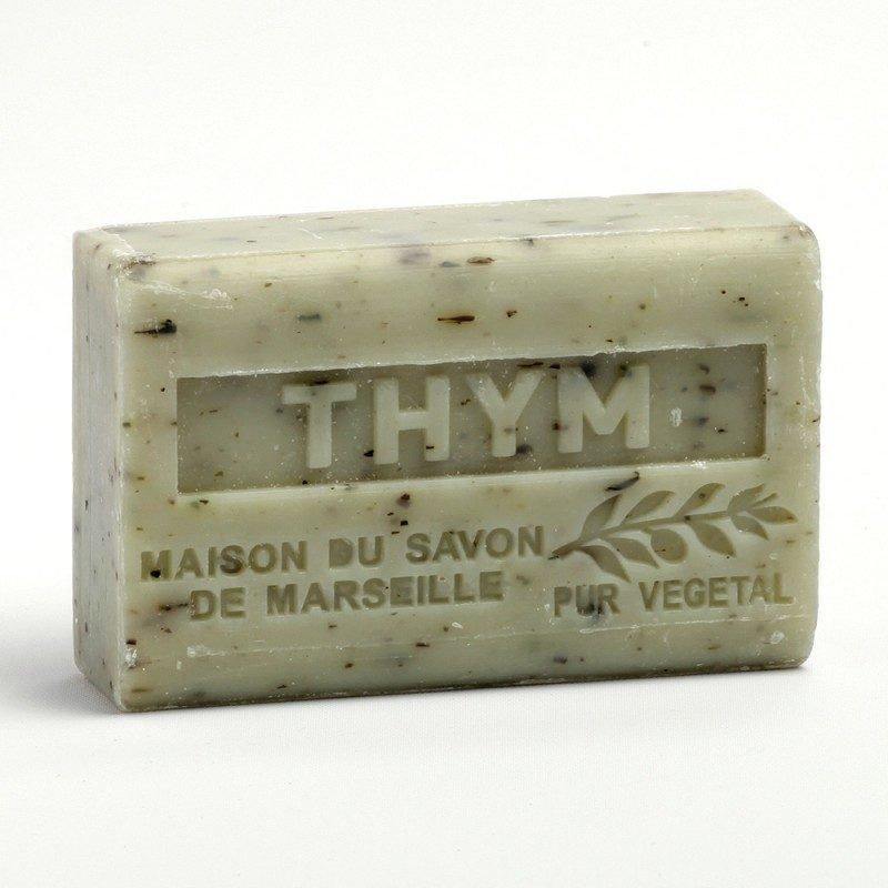 Savon 125gr au beurre de karité bio- THYM BROYE