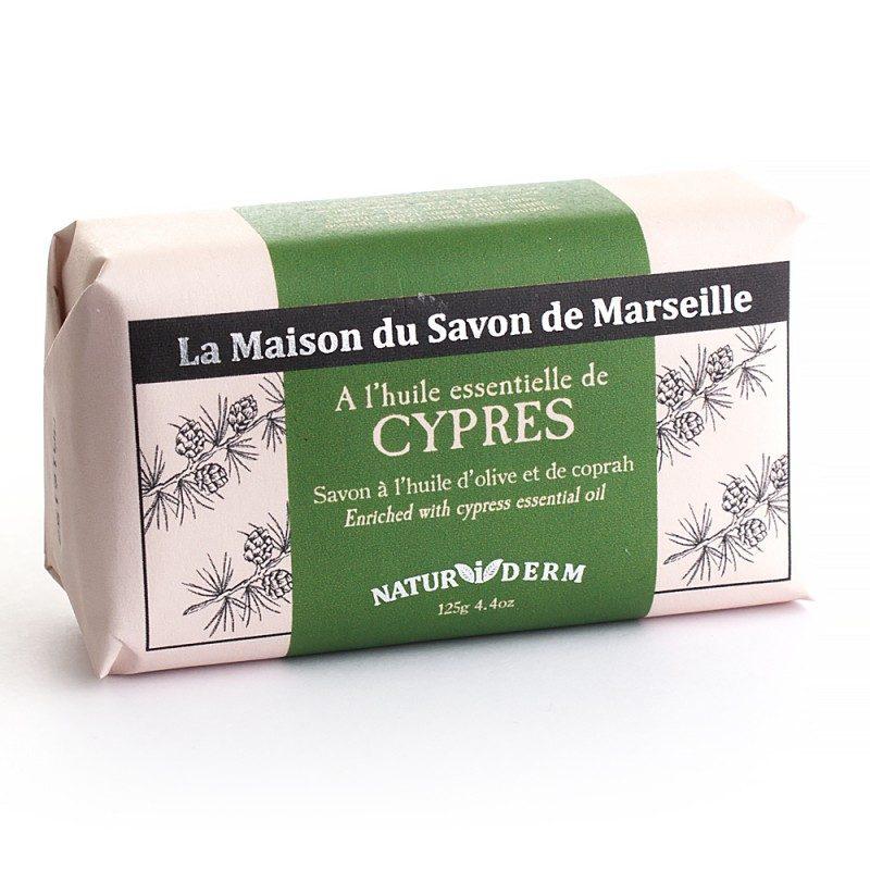 Savon 125gr Naturiderm -CYPRES