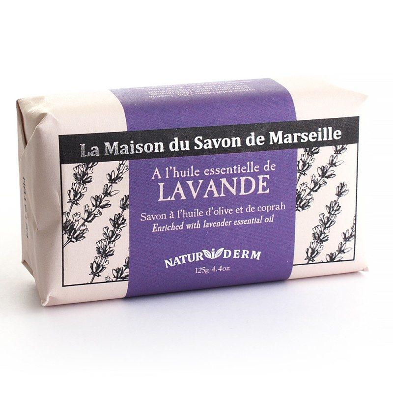 Savon 125gr Naturiderm -LAVANDE DE PROVENCE