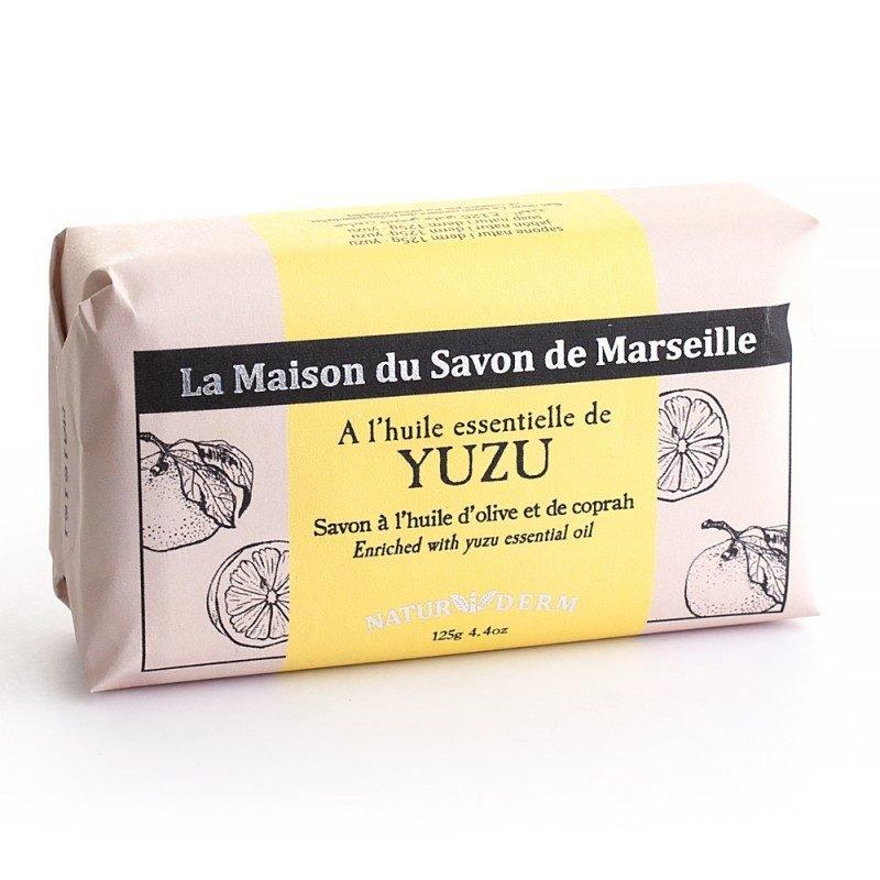 Savon 125gr Naturiderm -YUZU