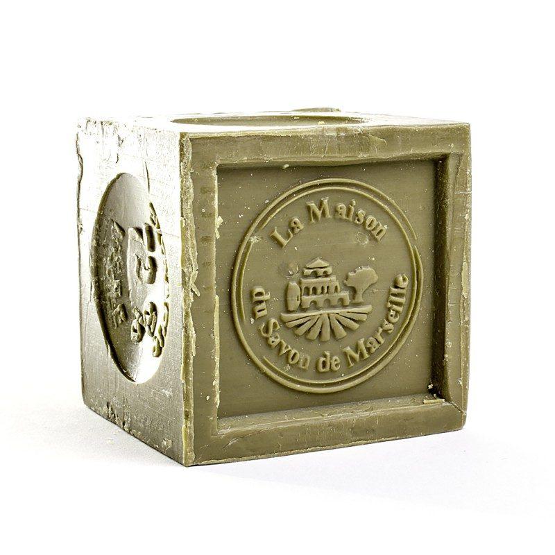 Savon de Marseille - Cube 300gr Huile d'Olive