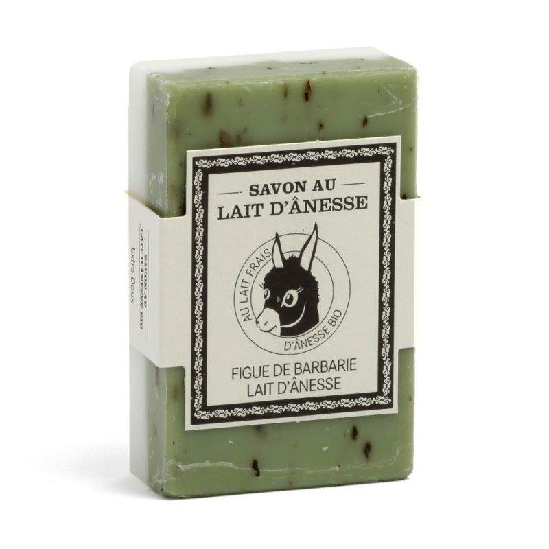 Savon DUO 125gr au lait d'anesse - FIGUE/'ANESSE