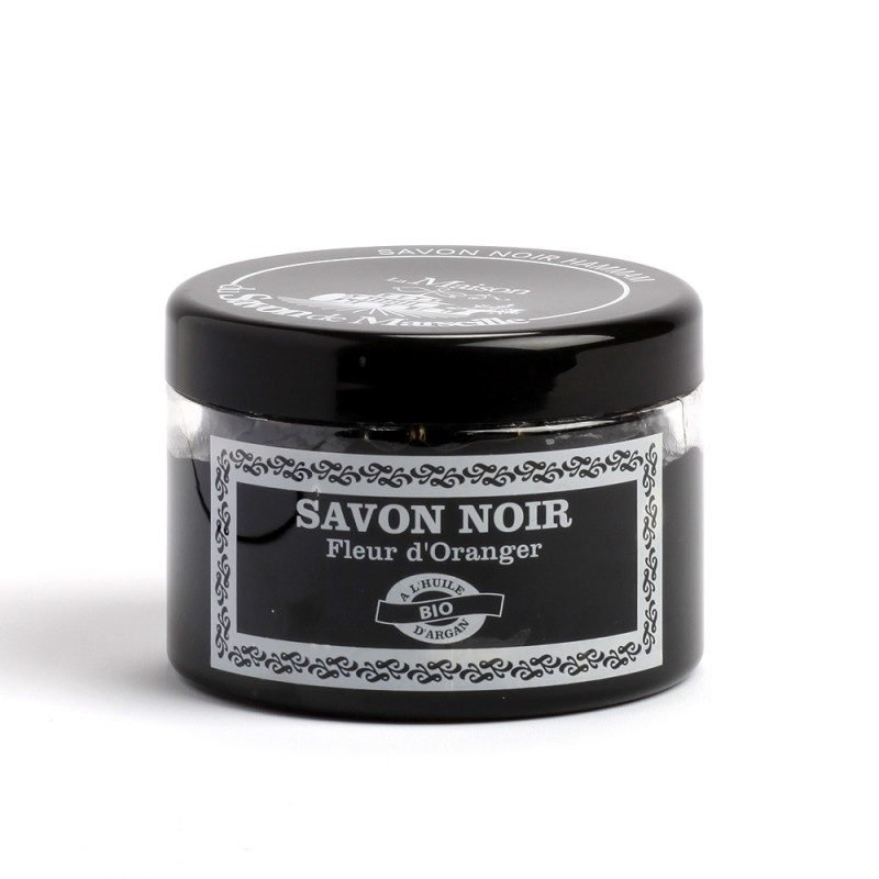 Savon Noir Hammam 300ml FLEUR D'ORANGER