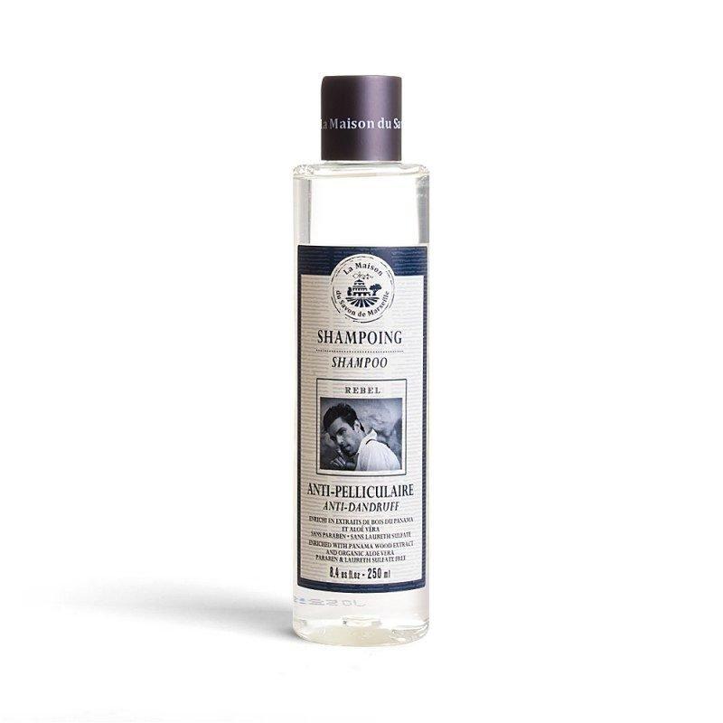Shampoing 250ml ANTI PELLICULAIRE AUX EXTRAITS DE BOIS DU...