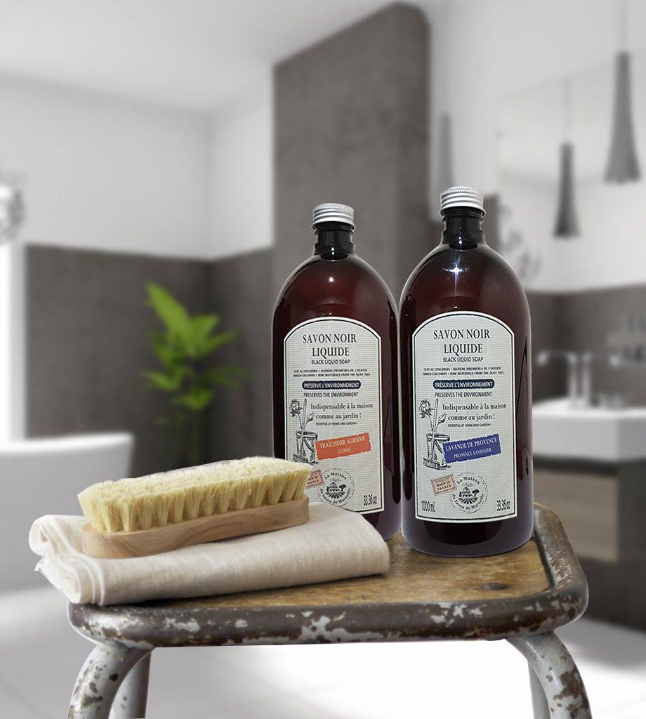 conseils utilisation à la maison avec le savon noir